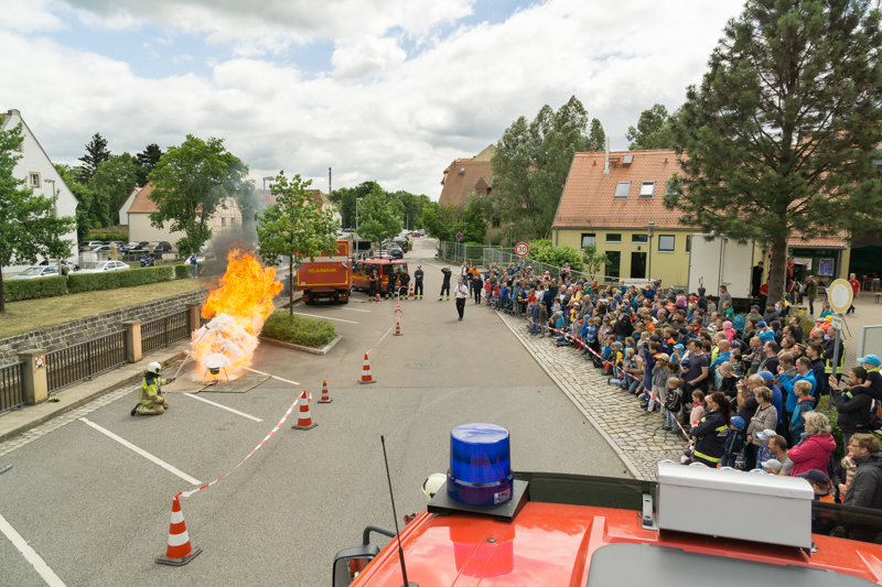 Feuerwehrfest 2017