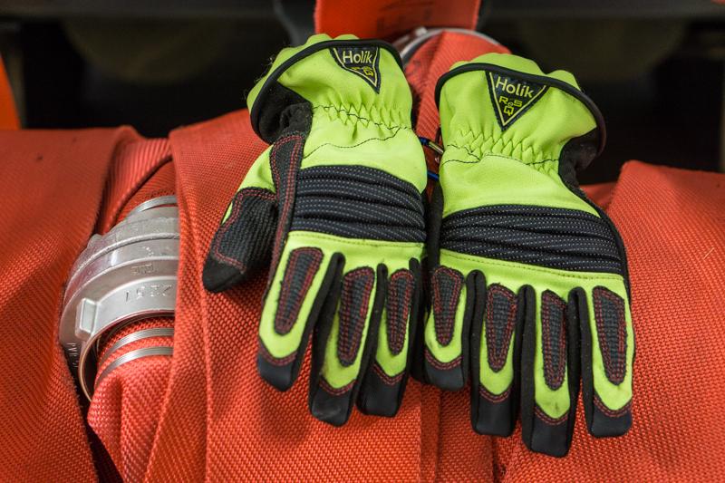 Handschuhe für die aktive Abteilung