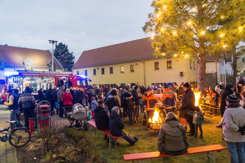 Niedersedlitzer Weihnachtsmarkt 2017
