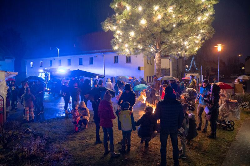 Niedersedlitzer Weihnachtsmarkt 2018